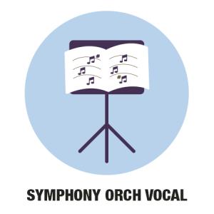 Symphony Orchestra Vocal